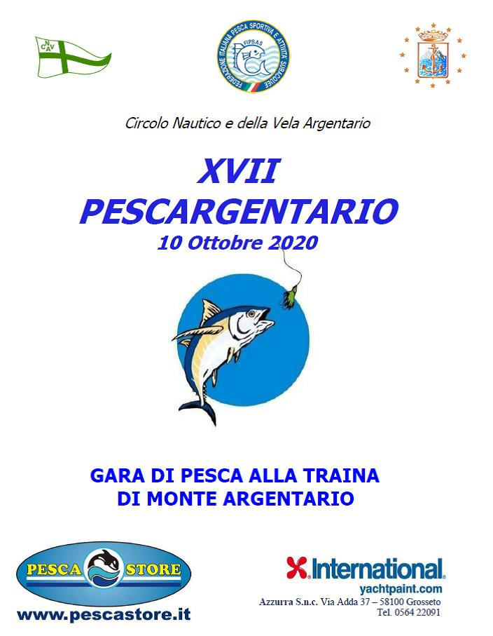 Locandina Pescargentario 2020